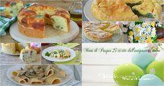 MENU DI PASQUA 25 ricette dall antipasto al dolce, antipasti, primi piatti, ricette di secondi, contorni e ricette dolci, raccolta per il pranzo di Pasqua