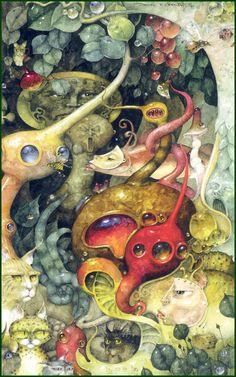daniel merriam art | Daniel_Merriam_Masquerade.jpg 960×1,537 pixels | Art - Daniel Merriam