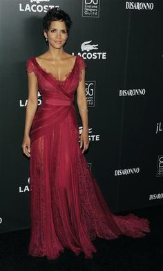 Halle Berry, I wish I could go somewhere in a dress like this