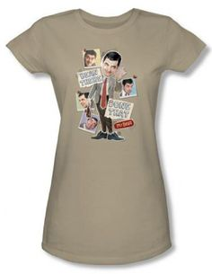 Mr. Bean Been There Juniors Babydoll Funny TV Show T-Shirt Tee - http://bandshirts.org/product/mr-bean-been-there-juniors-babydoll-funny-tv-show-t-shirt-tee/