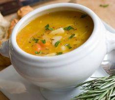 sopa emagrecedora de cenoura