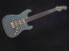 Fender Custom Shop announces Pine Cone Stratocaster Yuriy Shishkov