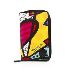 Heys Britto A New Day Passport Wallet Cover Travel Accessory Fashion W – LazyBreeze Deals