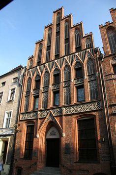 Toruń, Dom Kopernika, Copernicus House