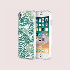 Jungalow Aja iPhone Case Iphone 8 Plus, Iphone 7, Iphone Cases, Plant Design, Objects, Pattern, I Phone Cases, Model, Patterns