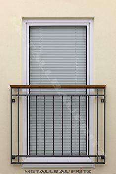 Französischer Balkon 50-31 - (c) by Metallbau Fritz