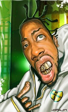 old dirty bastard caricature - Google Search