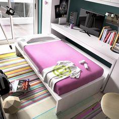 New Dormitorio juvenil con cama extra ble u J Muebles CASANOVA