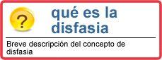 Disfasia en Zaragoza.Dicen q esta muy bien. REcursos, dignosticos, foros, subvenciones, material, pictogrmas