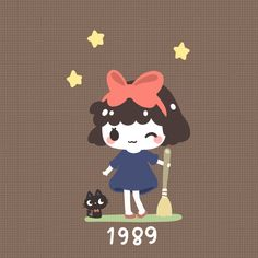 Kiki's Delivery Service (魔女の宅急便)   http://japanlover.me/cool/?p=2712