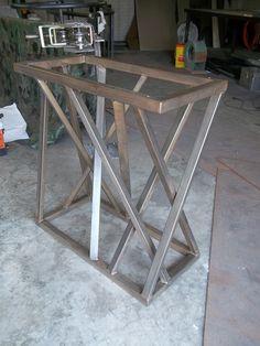 Custom Table (no top on yet) http://www.augelloswelding.com
