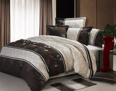 We offer excellent quality comforters and quilts