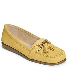 Super Soft Suede Whipstitch Flat Loafer | Women's Casual Shoes Shoes | Aerosoles