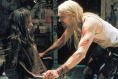 """Bill Moseley in """"House of 1000 Corpses"""""""