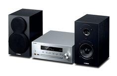 EDGED : 야마하, 뮤직캐스트 지원 CD 리시버 'CRX-N470' 발매