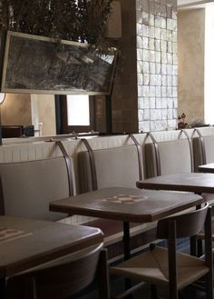 Furniture Ideas. Enthralling Banquette Seating For Restaurant ...