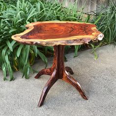 Our latest build: A highly figured Cocobolo side table! What a BEAUTY!! #sammaloofwoodworker #sammaloof #maloof #cocobolo #finefurniture #furniture #interiordesign #design #handcrafted #woodworking #finewoodworking #art #woodgramer_feature