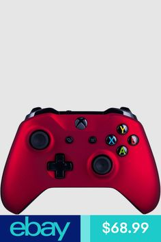 Xbox One Controller, Xbox One S, Retail Packaging, Nintendo Switch, Microsoft, Computers, Amy, Conditioner, Videogames