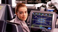 Women of Science Fiction. Run by a proud fangirl. Denice Richards, Starship Troopers 1997, Classic Sci Fi Movies, Paul Verhoeven, Space Movies, Woman Movie, Ibanez, Above And Beyond, Supergirl
