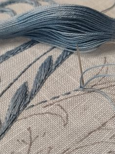Elisabetta ricami a mano: Mi perdo, ma poi mi riprendo Hand Embroidery, Tassel Necklace, Needlework, Tassels, Crochet, Band, Hoop, Needlepoint, Monogram