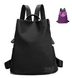 Travel Waterproof Backpack Handbag Camping Rucksack School Bag Satchel Pack New #Unbranded #Backpack