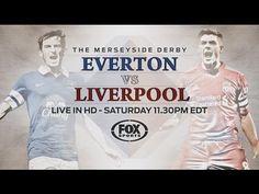 Merseyside Derby - enough said! #LFC