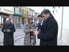 La Plaça de l'Ajuntament d'Alfafar inaugura su zona wifi - Levante TV 19/12/13