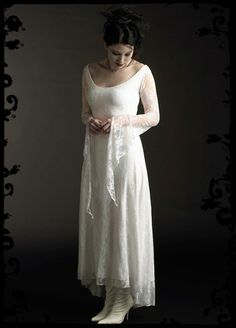 Laurier Fairy Wedding Dress