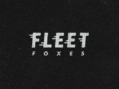 Fleet Foxes by Jimmy Walker