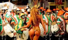 #Montevideo segue il ritmo dei tamburi africani. Oggi inizia il Desfile de #Llamadas2015, la festa del #Candombe:  http://ow.ly/IyJh5