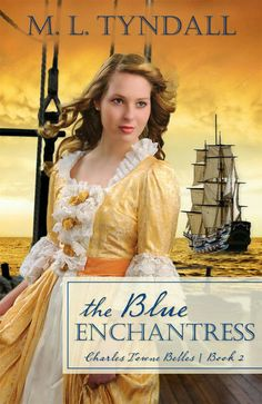 Bring In The Books: The Blue Enchantress by M. L. Tyndall   A Cowgirl And A Dream