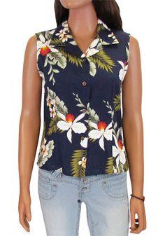 Check out the deal on Hanapepe at Hawaiian Wedding Place Free Shipping from Hawaii #hawaiianshirts #blouses #tropicalshirt #alohashirt