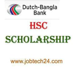 Dutch Bangla Bank HSC Scholarship Result and Apply process