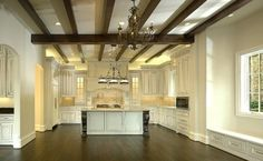 MICHAEL MOLTHAN LUXURY HOMES - traditional - kitchen - dallas - MICHAEL MOLTHAN LUXURY HOMES