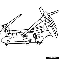 look marine wife friends v 22 osprey tilt rotor helicopter kids coloringcoloring bookscoloring pagessemper
