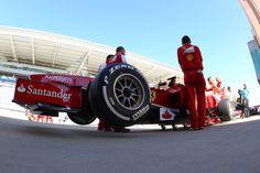 06/10/2013 - Korean GP - Scuderia Ferrari - waiting before qualifying #OZRACING