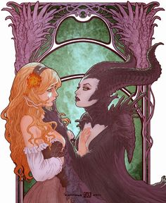Maleficent - Kanthesis - ''Under Her Spell'' ----
