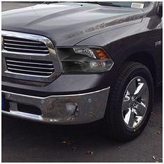 Spec-D Tuning 09 2018 Dodge Ram Quad Headlights Style Replacement Headlights Black 2018 Dodge Ram 2500, 2018 Ram, Aftermarket Headlights, Halogen Headlights, Headlight Assembly, Projector Headlights, Plexus Products, Quad