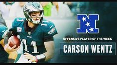 Yep another onein the books @cj_wentz11 nfc offense player of the weeklets keep it coming 6-1 #philadelphiaeagles #eagles #eaglesnation #birdgang #carsonwentz #offenseplayeroftheweek #nfc #nfl #FlyEaglesFly #football #keepitgoing #cantbestopped #lovethisteam #goeagles #goeaglesgo #ttp #trusttheprocess #letsgo #acoupleofphillyphans
