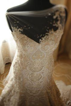 Veluz wedding gown