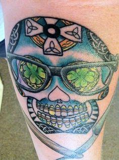 celtic punk tattoo - 236×315