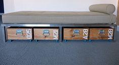 10 Smart DIY Storage Bed Design Ideas