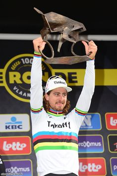 2016 tour-of-flanders - Your 2016 winner, Peter Sagan (Tinkoff), ushering in a new era at Flanders