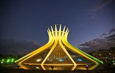 Brasil Bão: Alguns dos monumentos brasileiros