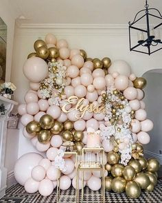 2019 Wedding Trends: What's Hot for 2019 Wedding Trends Balloon Wedding Decor Ideas Wedding Balloon Decorations, Wedding Balloons, Birthday Party Decorations, Baby Shower Decorations, Birthday Parties, Wedding Backdrops, Shower Centerpieces, Balloon Wall, Balloon Garland