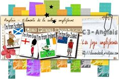 Cycle 3 : Anglais culture : pays anglophones / zil