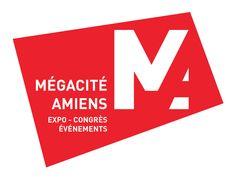 Mégacité - Amiens | Conseil, accompagnement et conception graphique | Logotype