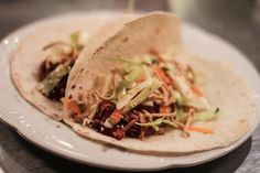 Food Truck Recipes : Recipe: Korean-ish Tacos