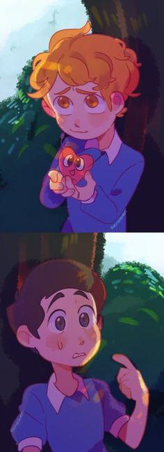 Lgbt Memes, Gay Comics, Lgbt Love, Dibujos Cute, Kawaii, Gay Art, Cute Love, In A Heartbeat, Yuri