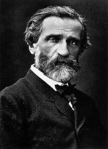One of the greates composers ever-Giuseppe Verdi